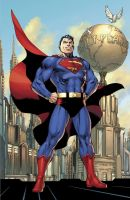 Superman: Action Comics #1000 by LordofGoodness