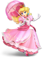 Super Smash Bros. Ultimate - 13. Peach by pokemonabsol