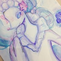 Primarina - Pokemon Sun and Moon Fanart