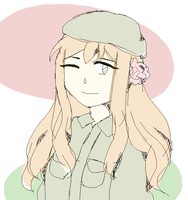 okay so how many times i did actually draw her by nyo-tastic