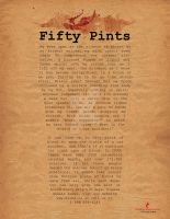 Fifty Pints by MeanCarcass