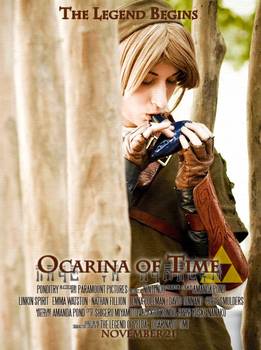 Ocarina of Time: The Movie by profsaiks