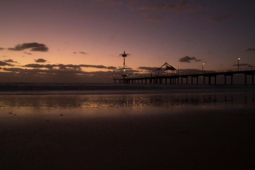 After The Sun Sets #4 - Long Exposure by DylserX