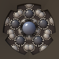 MB3D Mandala by PaMonk