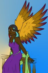 LAJ - Bright Wings by CassidyPeterson
