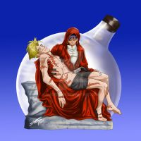 Trigun Pieta by shottsy85
