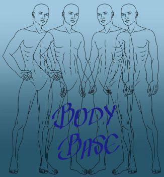 BodyBase MALE PNG by Yagellonica