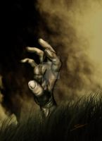 Here I Die Zombified by fromthedead