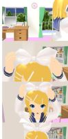 Is It Love .page 1 by MoonPie-chan