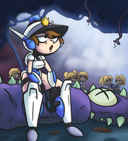 Tally Up (Mighty Switch Force) by AncoPro