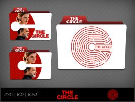 The Circle (2017) Movie Folder Icon Pack by DhrisJ