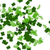 4 Clovers by mintjam
