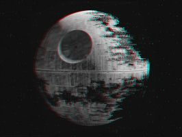 Death Star II 3-D conversion by MVRamsey