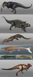 Saurian Concept Art by arvalis