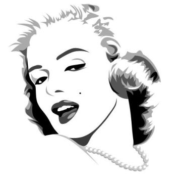 Marilyn by thispicture