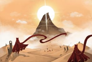 Journey - The Call by 1sombras1