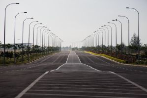Endless Roads of Changi by insigma00