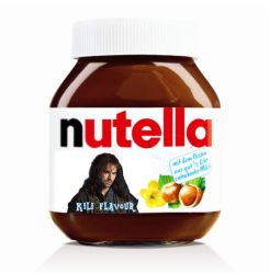 TGD #25: Nutella by PeckishOwl