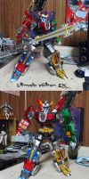 Ultimate Voltron EX pics (With Review) by Unicron9