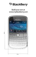 Build Your Own Blackberry by i-visual
