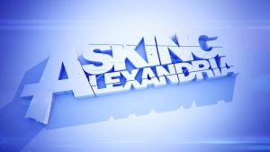 Asking Alexandria Wallpaper by xerix93