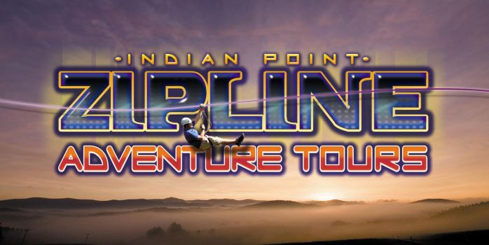 Indian Point Zipline-Mountain View by razomatic