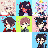 Twitter Icon Batch1 by shiohh