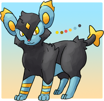 [PKMNation Ref] Lune by mewhaku