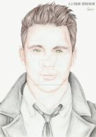.:Channing Tatum:. by AaronAZZAbrown