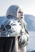 Lich Queen - This is my kingdom by kyara17