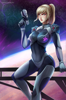 Zero Point Five Suit by ragecndy