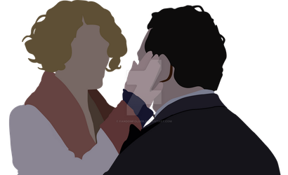 Jacob and Queenie by FandomFolder
