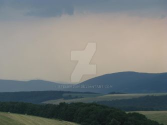 Country under the clouds by AtelierZUN