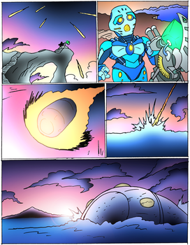 The Toa- Page 2- Descended From The Heavens by NickinAmerica
