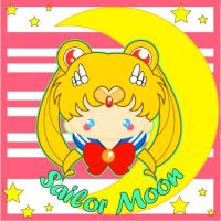 Chibi Sailor Moon by MidniteHearts