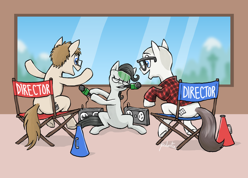Announcing Jayson Thiessen and Big Jim Miller Art by EverfreeNW