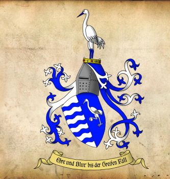 Coat of arms - Weissensee (old version) by BenGunI
