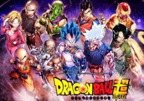DB Universe7 ALL TOGETHER by marvelmania