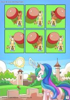 Day in the Lives of the Royal Sisters 15 by mysticalpha