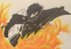 Jake Pitts by kittykatc666