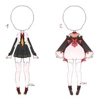 {Closed} Auction Outfit 198 - 199 by xMikuChuu