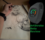 #ArtStroke Beta Review by ThePissICallArt