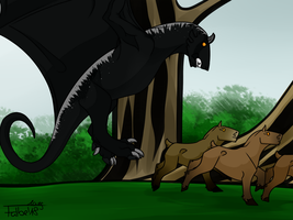 Payment 2 of 2 Wild BR, Hunter, Prompt 2 Kubari by Falbe