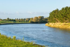 Manawatu River by ARC-Photographic