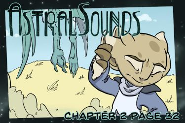 Page Announcement Ch2Pg32 by The-Snowlion
