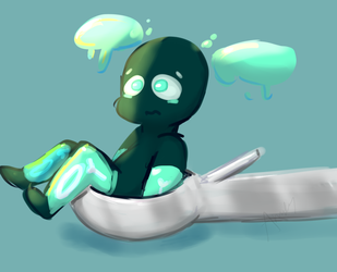 Scooping scoop by AmbyIsTrash