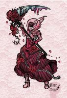 ~Reaper of Roses~ by Retro-Sushi