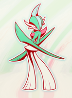 Gallade by Zedrin