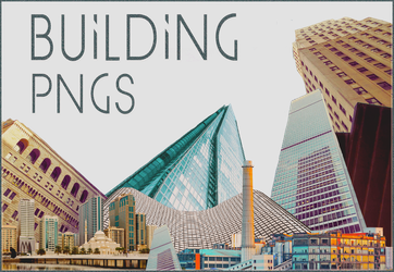 Building Pngs by LilithDemoness