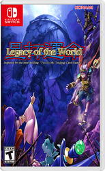 Legacy of the World by XBrain130